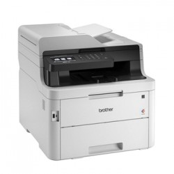 Multifuncoes BROTHER Laser/Led Cor A4 MFC-L3750CDW