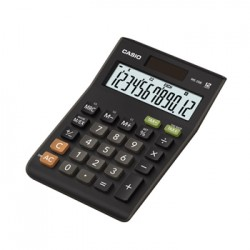 Calculadora de Secretaria Casio MS20B 12 Digitos