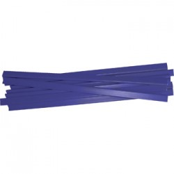 Baguete 05mm Pack 100un Azul