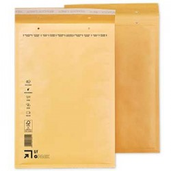 Envelopes Air-Bag 220x340Kraft Nº 3 un