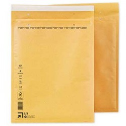 Envelopes Air-Bag 270x360 Kraft Nº 5 un