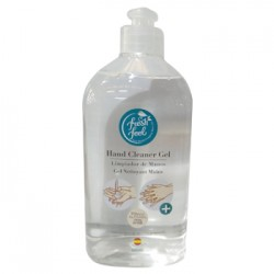 Gel Higienizante Desinfetante Anti-septico Maos 500ml