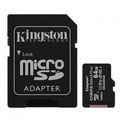 Cartao Memoria KINGSTON 64GB micSDXC Canvas Select Plus