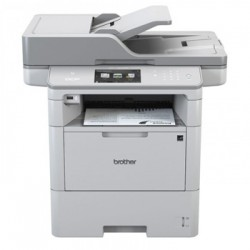 Multifuncoes BROTHER Laser Mono A4 DCP-L6600DW